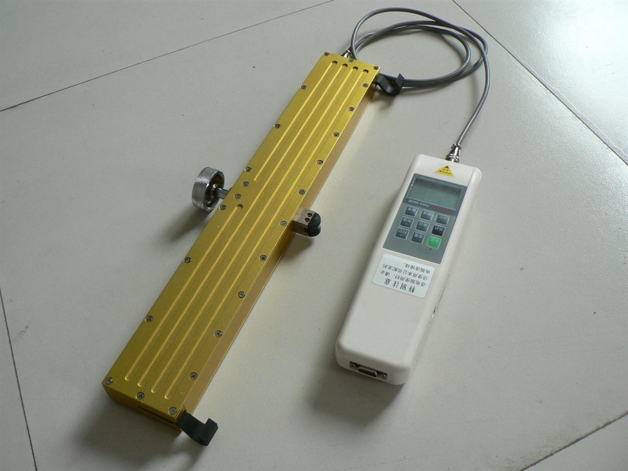 SGDT电梯曳引钢丝绳张力测试仪