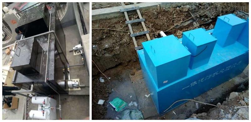 吉林长春屠宰废水处理设施工艺及流程
