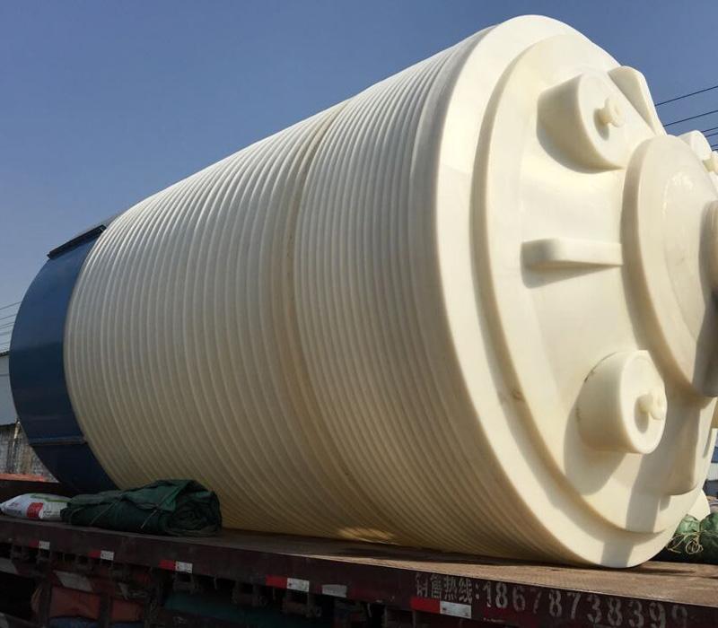 <strong>30吨塑料水箱</strong> 30立方塑料水箱