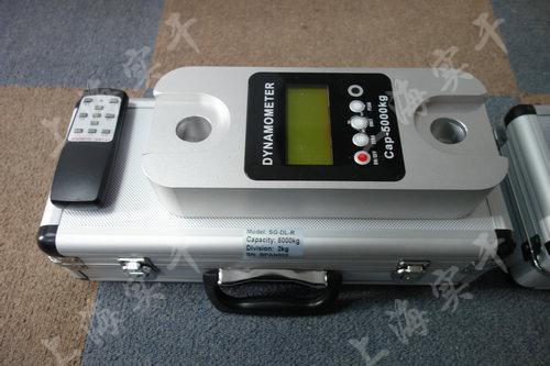SGLD-200红外遥控测力计,2-200T红外遥控拉压测力计价格