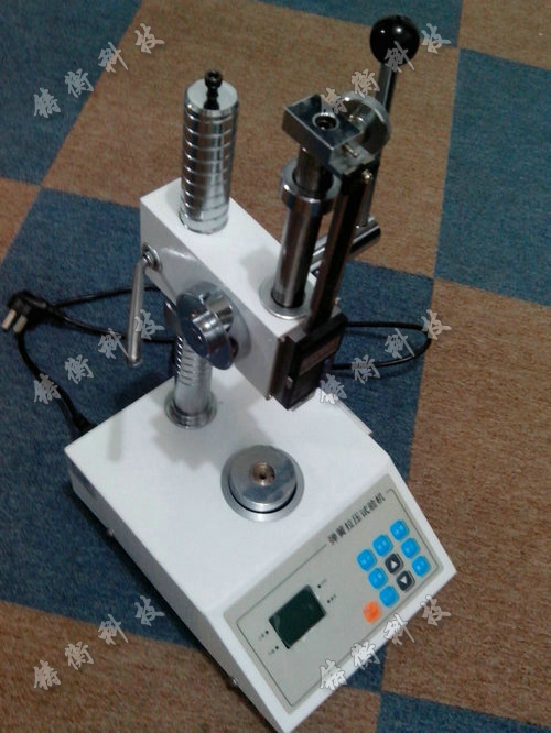 SGTH弹簧拉压测试仪