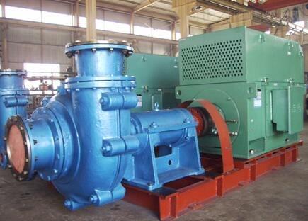 高效型矿用渣浆泵