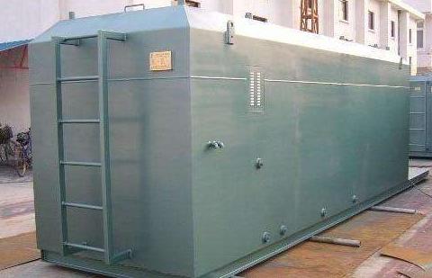 小区生活污水处理设备