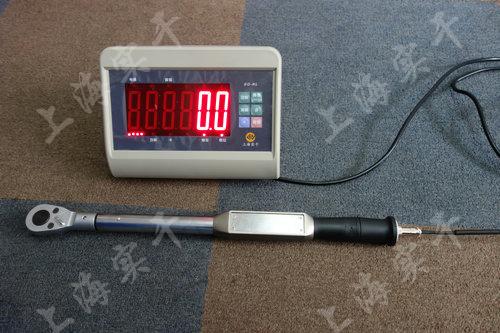 SGSX-50开口头扭力检测扳手,10-50N.m开口头数字扭力检测扳手型号价格