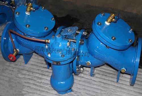 HS41X-A安全型带过滤防污隔断阀