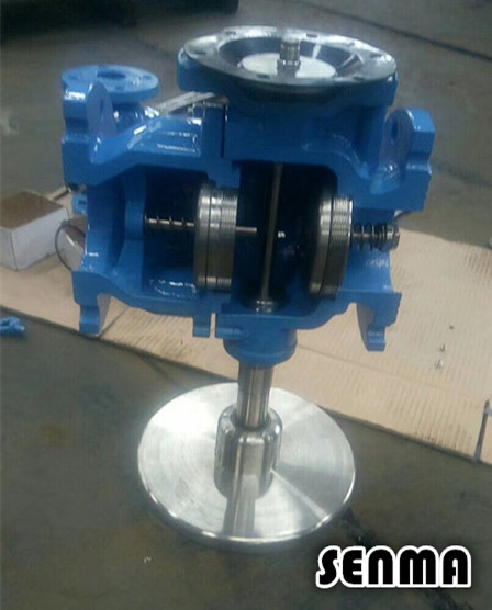 (新型)低阻力倒流防止器LHS745X