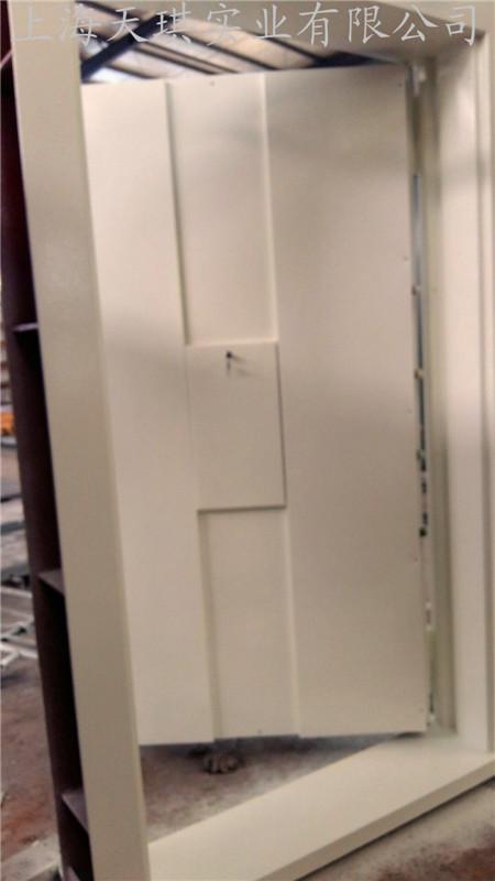 防盜安全門那里