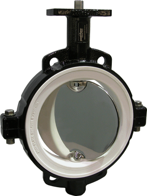 Series 586 Inflatable Seated Butterfly Valve