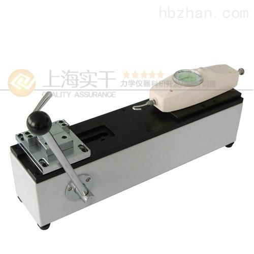 端子拉力测试机图片  可配置表盘推拉力计