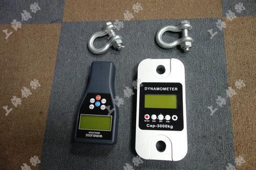 无线压力测力计