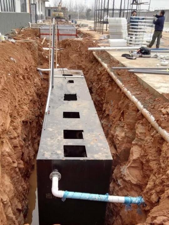 连云港服务区污水处理设备