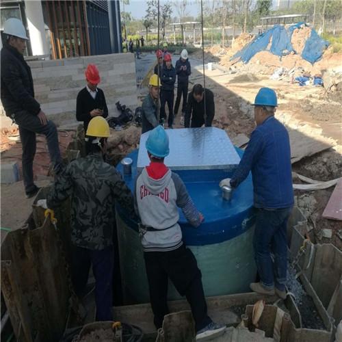 <strong>江苏市政污水一体化提升泵站生产商</strong>