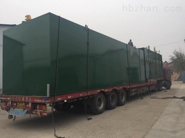 南京农村污水处理设备