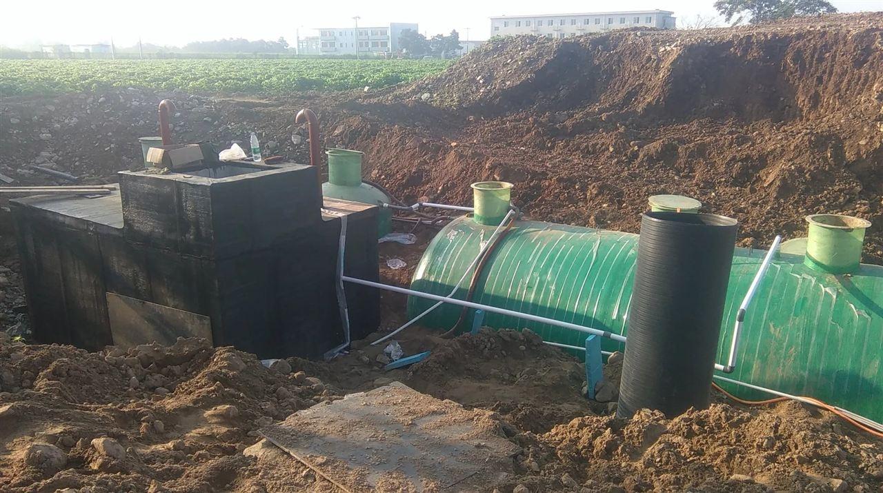 江苏新乡村污水处理设备
