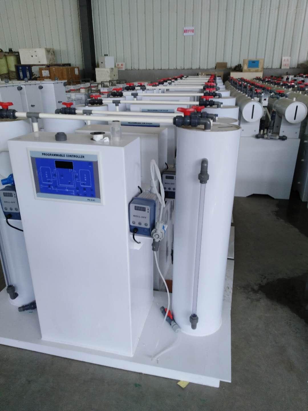 湖南永州医院污水处理设备处理好