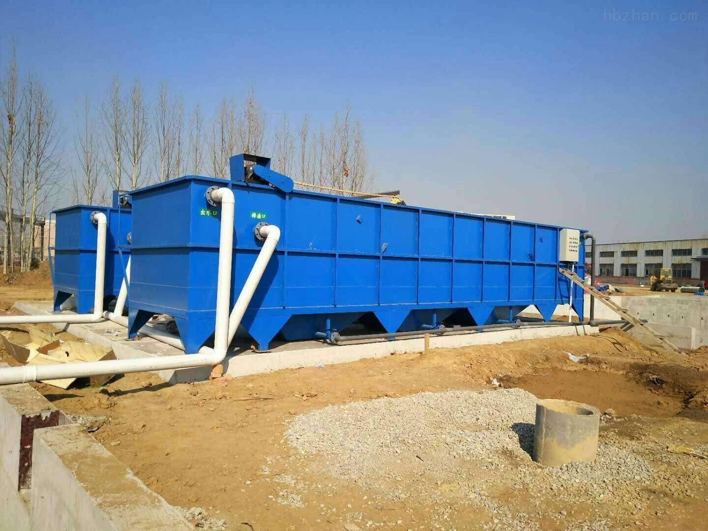 湖南张家界医院污水处理设备处理工艺