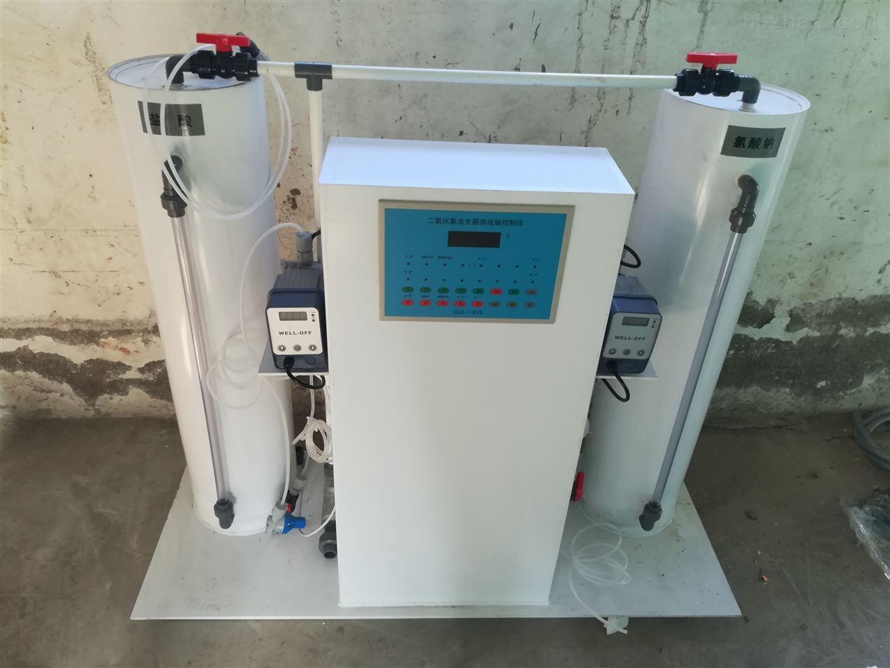 湖南常德医院污水处理设备哪里处理的好
