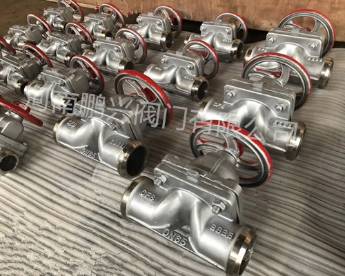 焊接式不锈钢隔膜阀