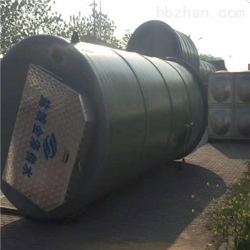 <strong>预制式地埋一体化污水提升泵站厂家售后好</strong>
