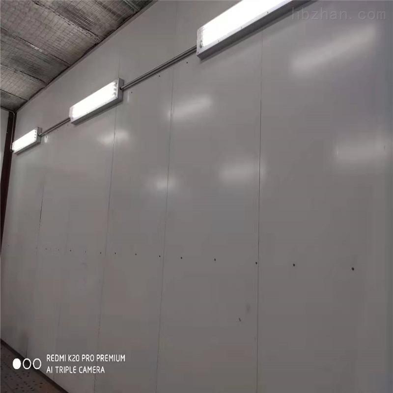 上海侧吸式喷漆房设备专业定制