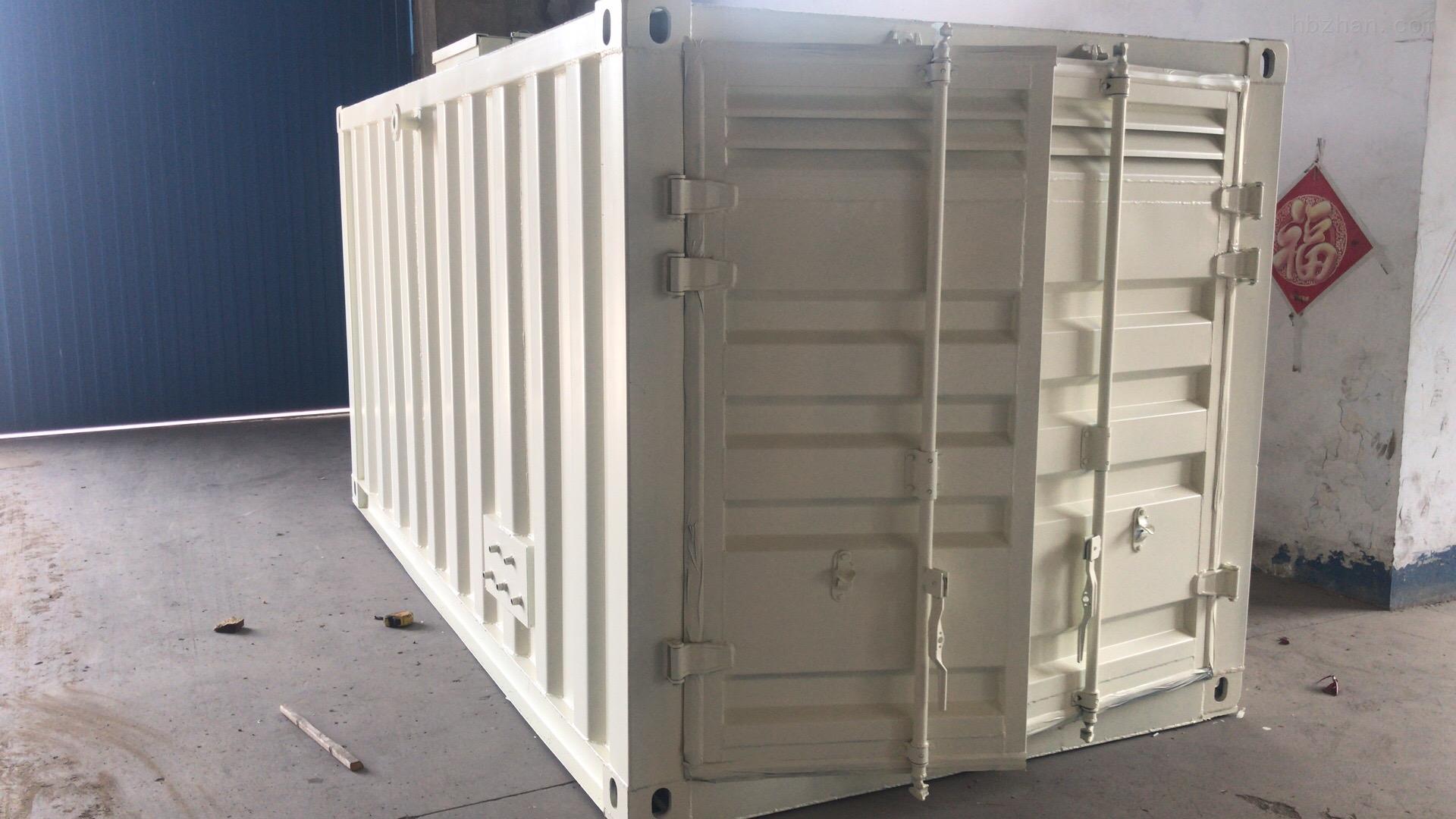 江苏集装箱一体化设备