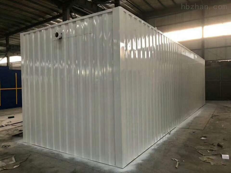 江西集装箱生活污水设备哪个厂家好