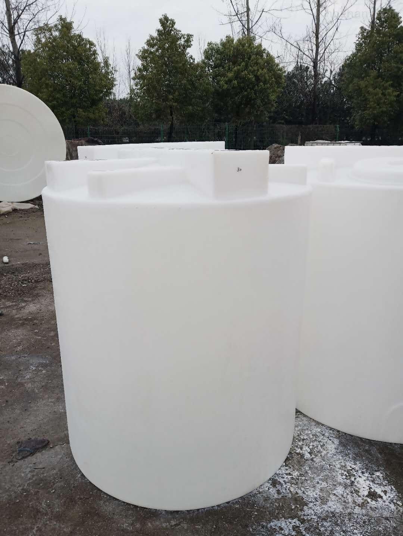 谦源1吨塑料加药箱 大型塑料加药箱