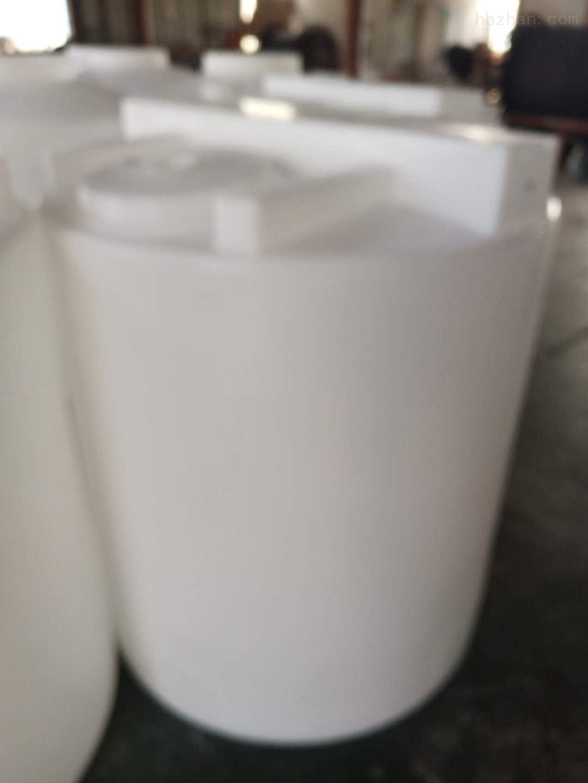 谦源1立方塑料搅拌罐 大型塑料搅拌罐