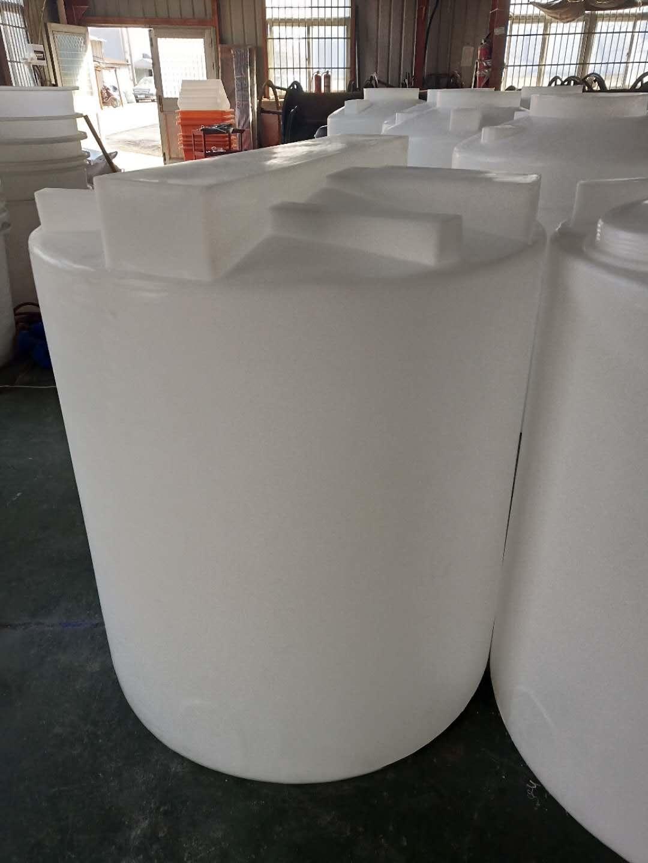 谦源1立方搅拌加药箱 减水剂合成罐
