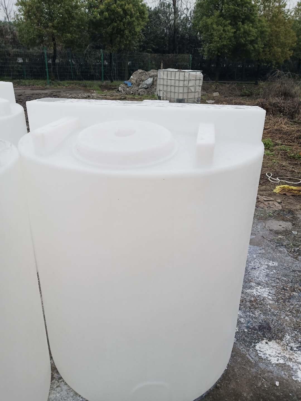 谦源1立方塑料加药箱 外加剂溶解槽