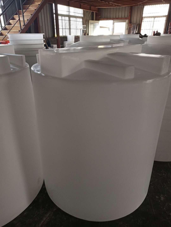 谦源1立方塑料加药桶 减水剂合成罐