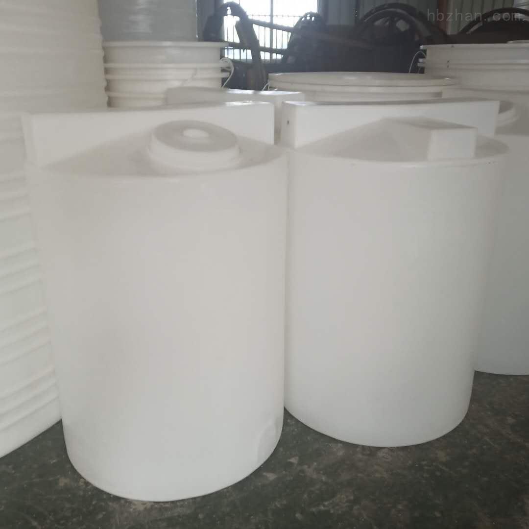 谦源1吨塑料搅拌罐 大型塑料加药箱