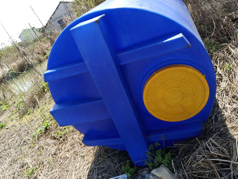谦源锥底加药箱 大型塑料加药箱