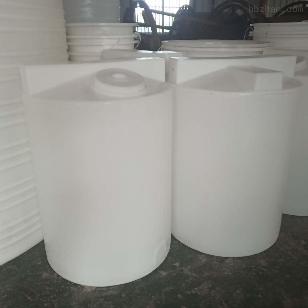 谦源1吨塑料加药桶 化工溶药装置