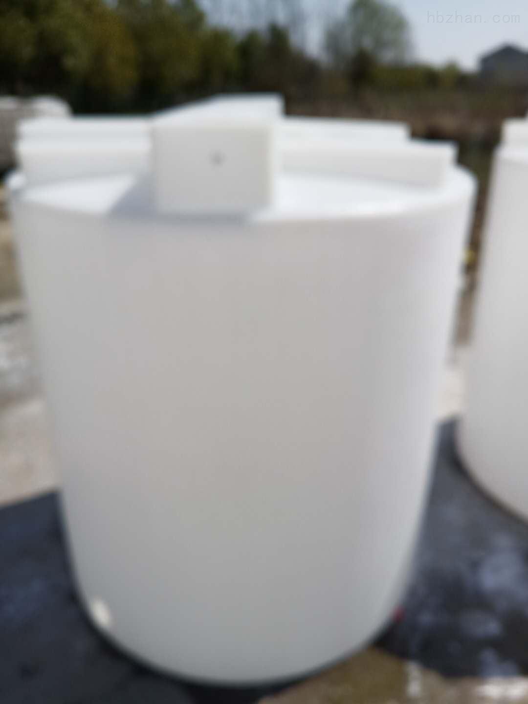 谦源2000L塑料搅拌桶 PAC母液罐