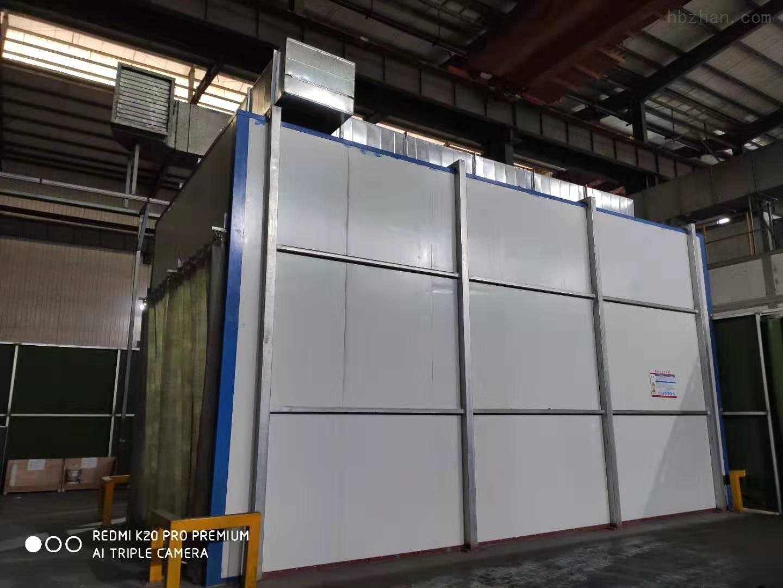 淮北侧吸式喷漆房设备专业定制