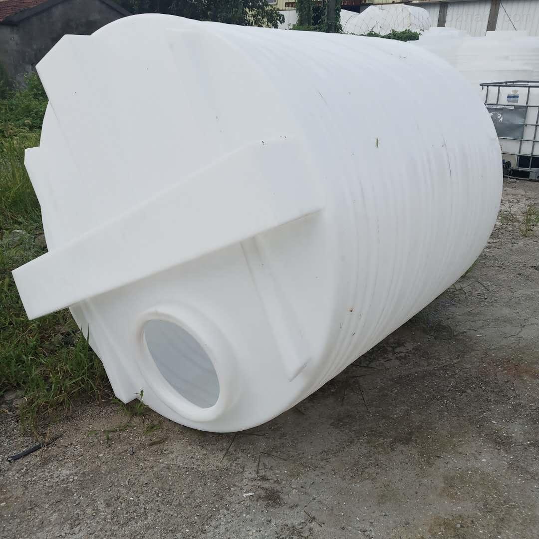 谦源3000L塑料搅拌罐 氢氧化钾储罐