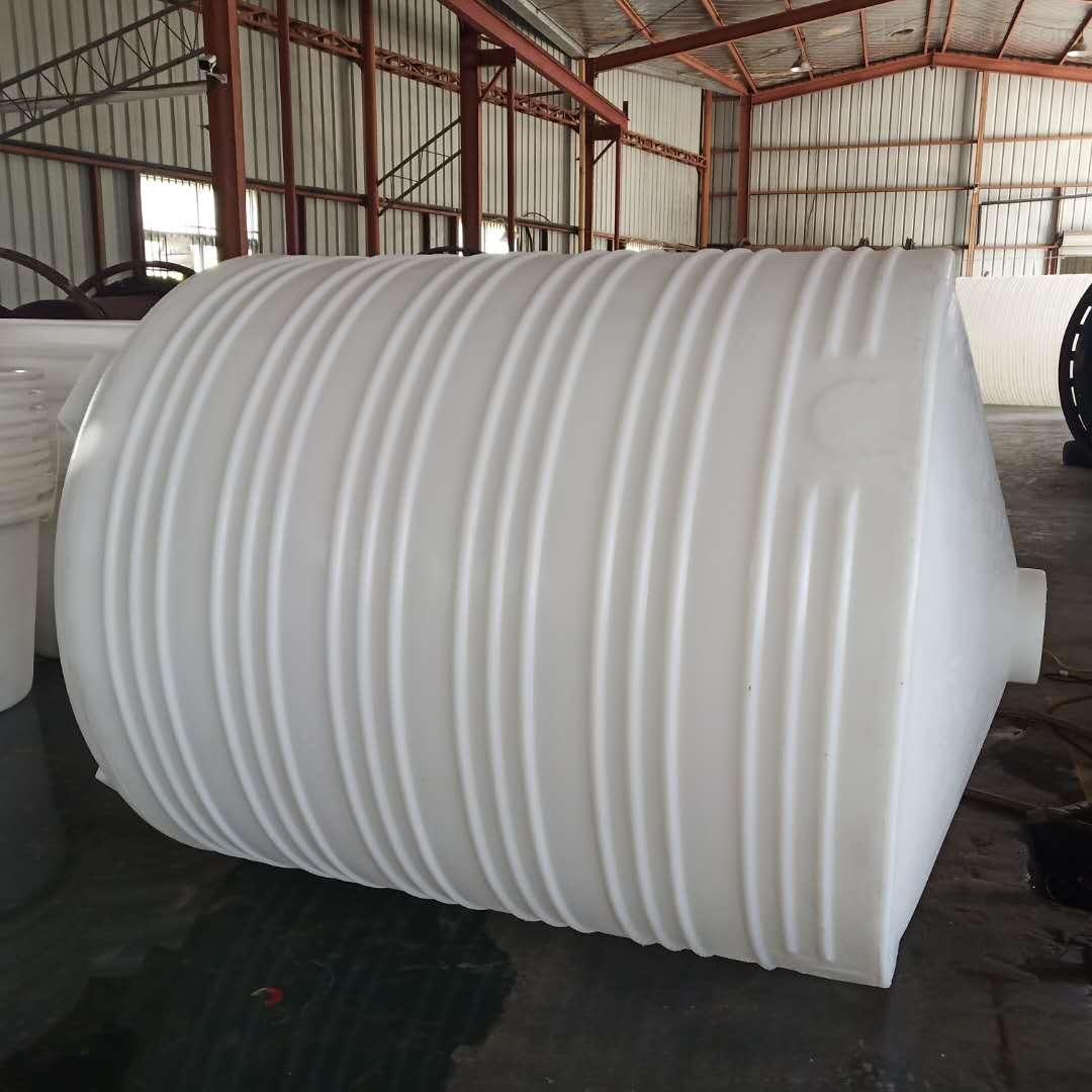 谦源3吨塑料搅拌桶 氢氧化钾储罐