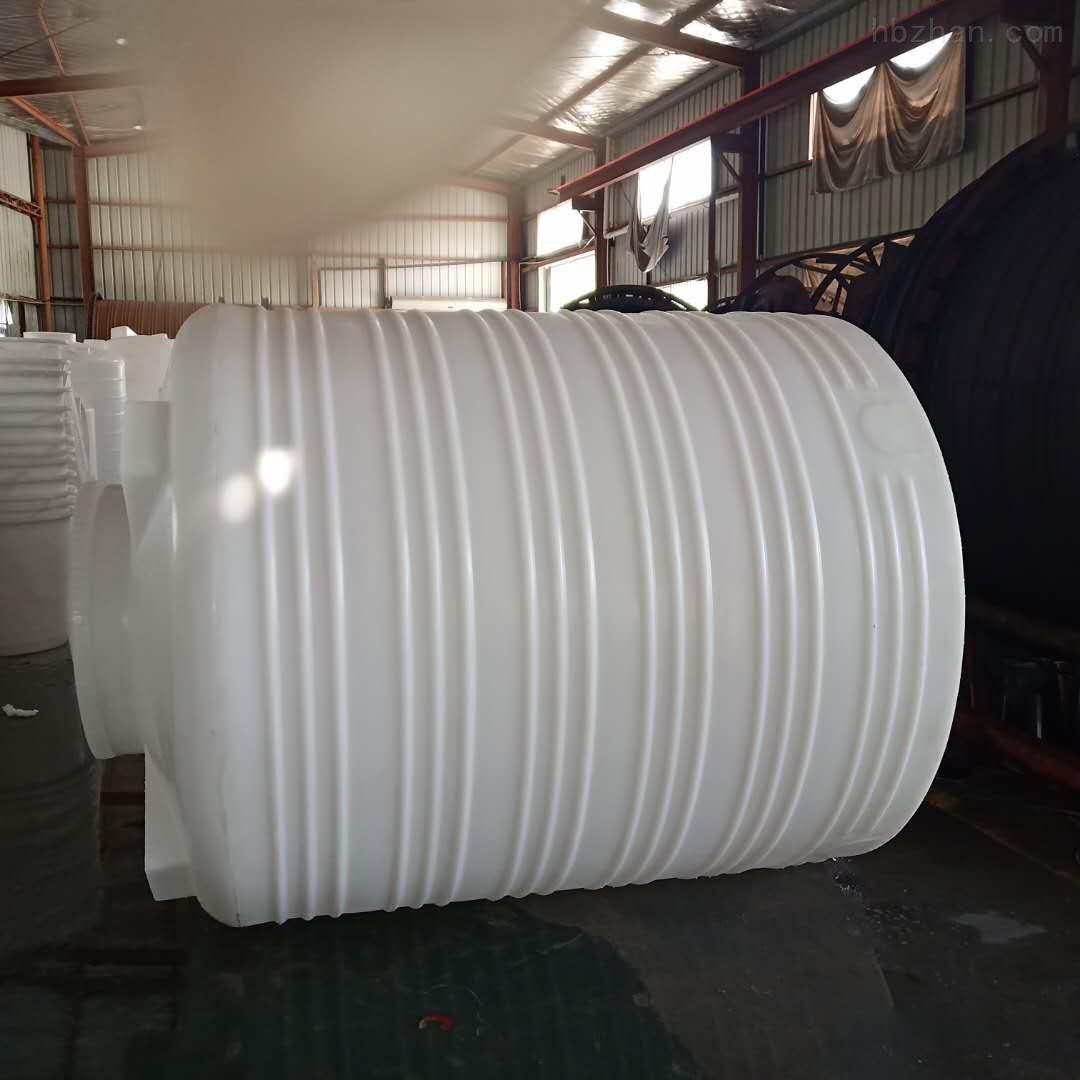 谦源3吨塑料搅拌罐 氢氧化钾储罐