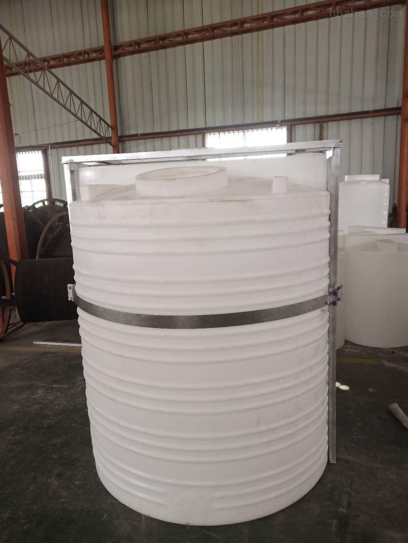 谦源3吨计量槽 氢氧化钾储罐