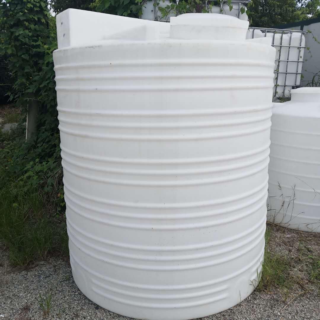 谦源3吨塑料加药桶 甲醇储罐