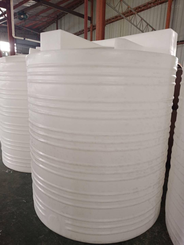 谦源3立方塑料加药箱 硝酸储罐