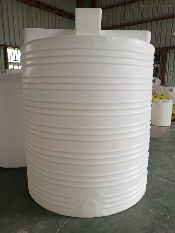 郑州5立方PE计量箱 蜂蜜搅拌罐