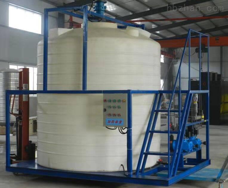 上海5000L塑料搅拌桶 清洗剂储存桶