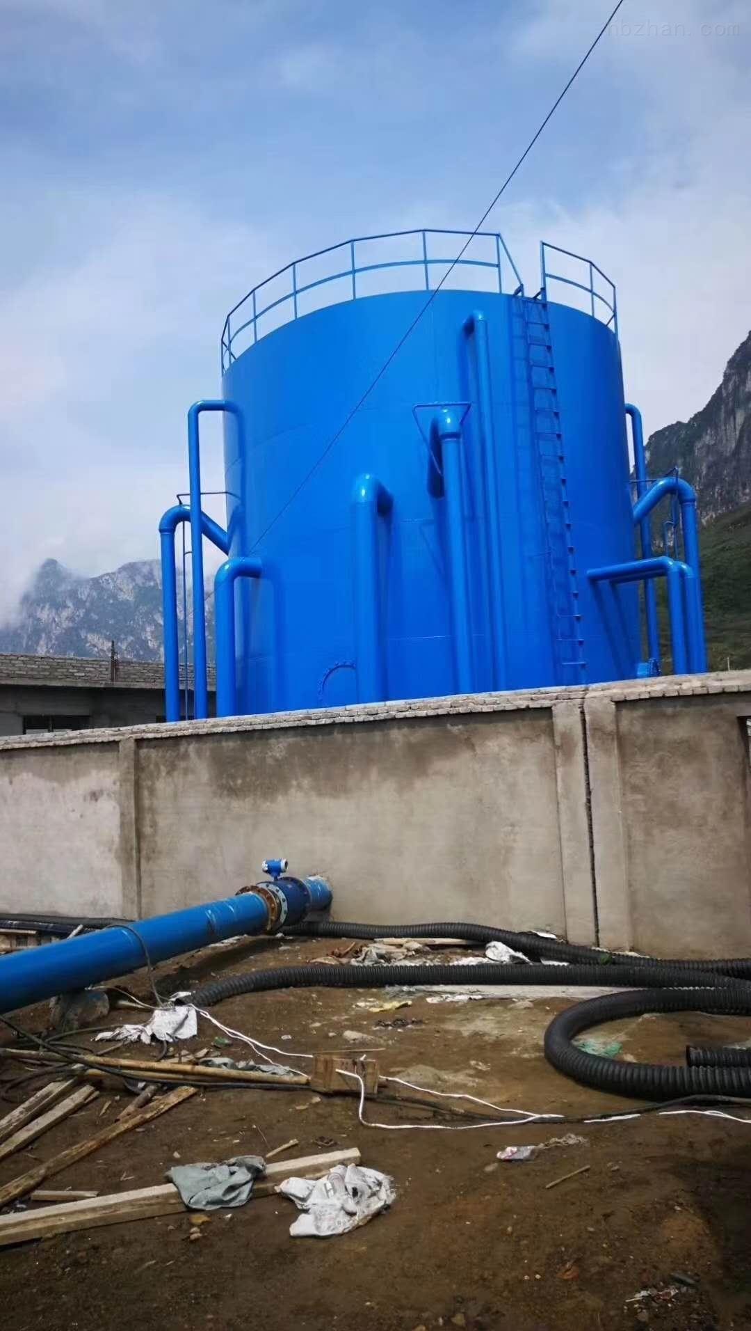 安康一体化成套污水处理设备厂家价格