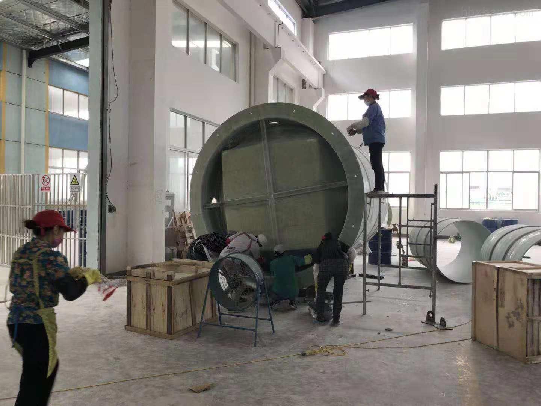 钦州GRP污水提升泵站厂家