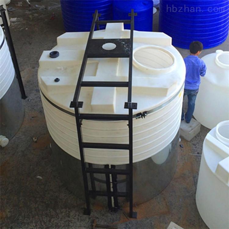 镇江8吨塑料搅拌罐 氯化镁储存桶