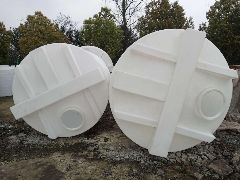 连云港8立方塑料搅拌罐 小苏打储存桶