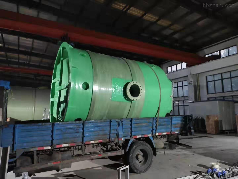 阳江GRP污水提升泵站报价