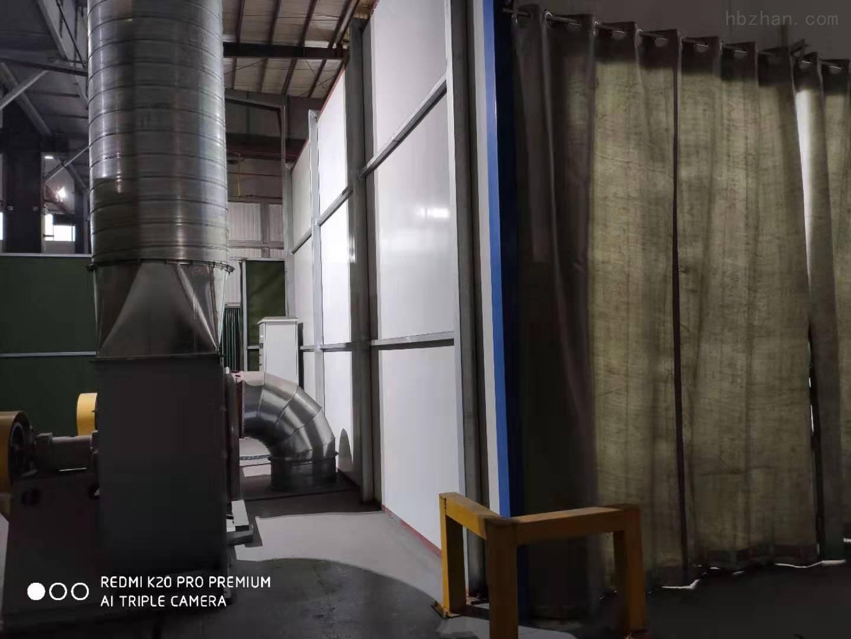 安庆地吸式喷漆房设备生产厂家